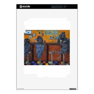 Crow Bar Skin For iPad 2