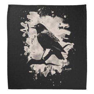 Crow bleached look bandanas