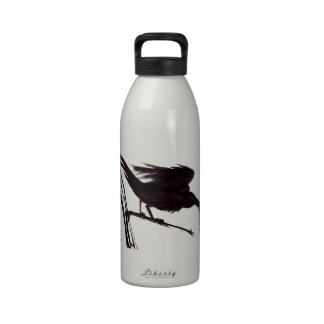 Crow Branch Reusable Water Bottle