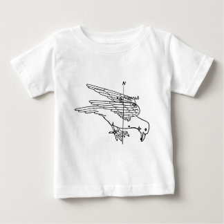 Crow Constellation Baby T-Shirt