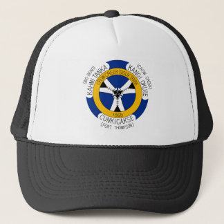 Crow Creek Sioux Tribe Trucker Hat