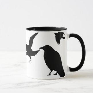 Crow Dance Coffee Mug
