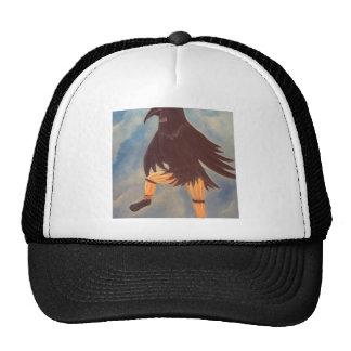 Crow Dancer Mesh Hat