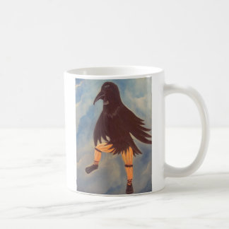 Crow Dancer Coffee Mugs