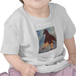 Crow Dancer Tee Shirts