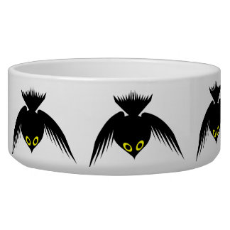 Crow Dog Bowl