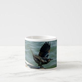 Crow Espresso Cup