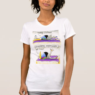 Crow Exercise Pilates shirt