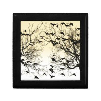 Crow flock gift box