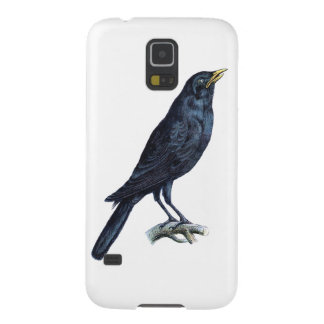 Crow Galaxy S5 Cover