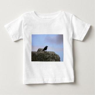 Crow guardian of Stone Henge Baby T-Shirt