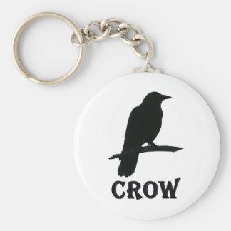 Crow Key Chains