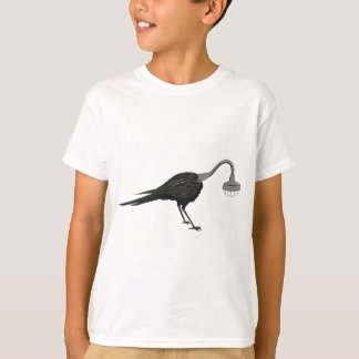 Crow Lamp T-Shirt