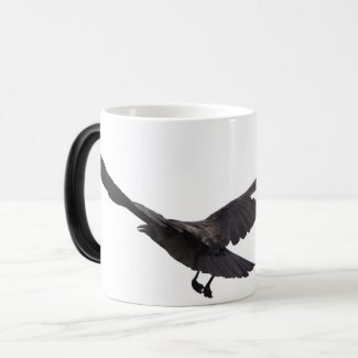 Crow Magic Mug