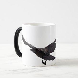 Crow Magic Mug