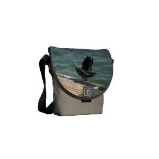 Crow Messenger Bag