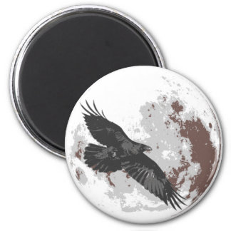Crow Moon Magnet