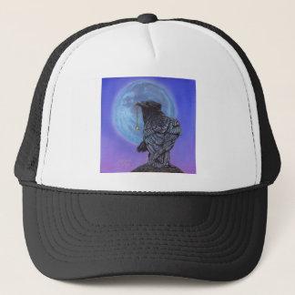 Crow Moon Trucker Hat