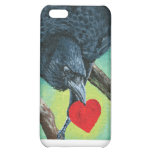 Crow Offerings Case For iPhone 5C