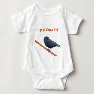 CROW ON A CABLE Shirt, Top or Hoodie