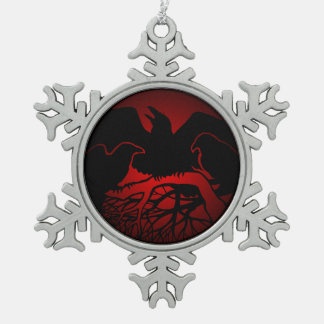 Crow Ornament Raven / Crow Decoration Gift