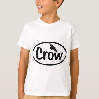 Crow Oval T-Shirt