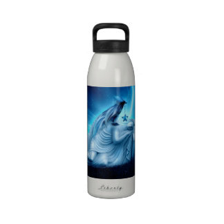 Crow Phoenix Liberty Bottle Water Bottles