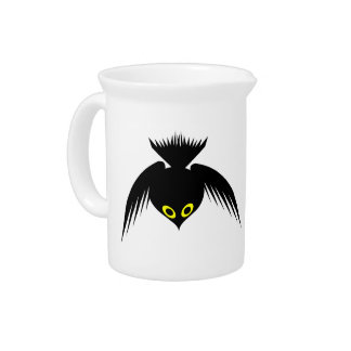 Crow Pitcher