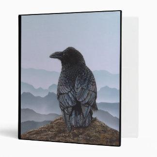 Crow Raven Binder