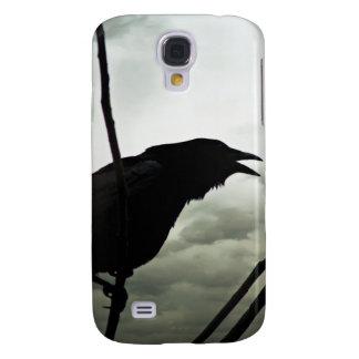 Crow/Raven Photo Samsung S4 Case