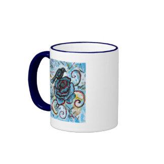Crow Ringer Coffee Mug
