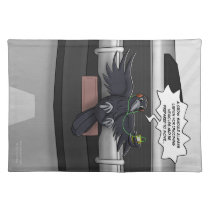 Crow Self-Help Placemat