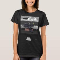 Crow Self-Help T Shirt
