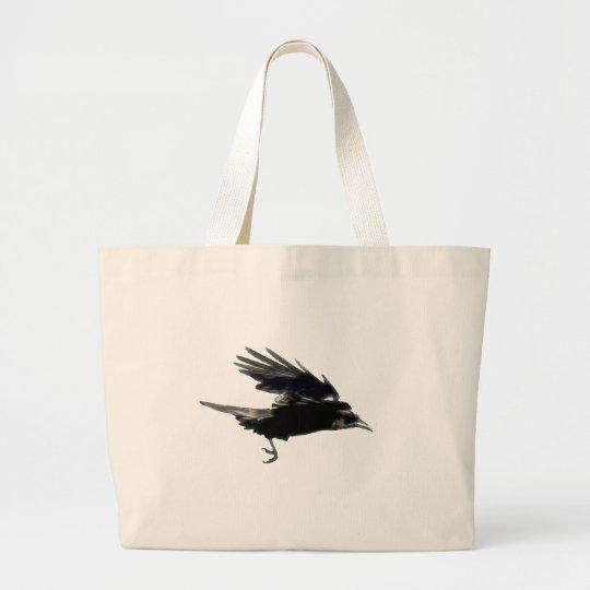 CROW Series Large Tote Bag