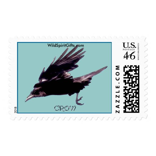 CROW Series Stamps