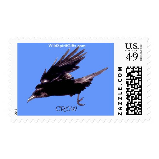 CROW Series Postage Stamps