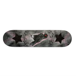 Crow Custom Skateboard