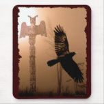 CROW SPIRIT Collection Mouse Pad