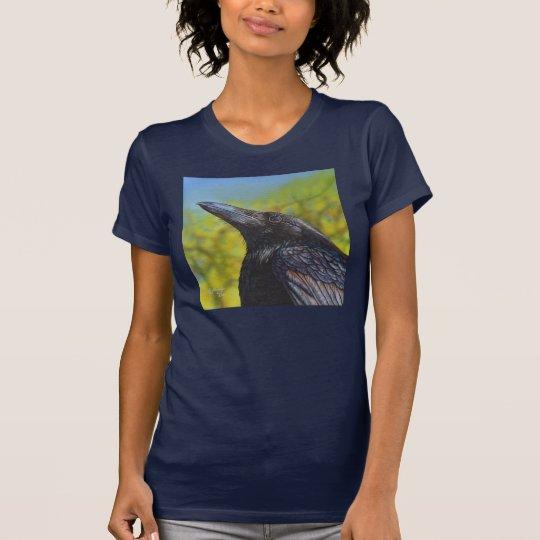 Crow Spring Sky T-Shirt