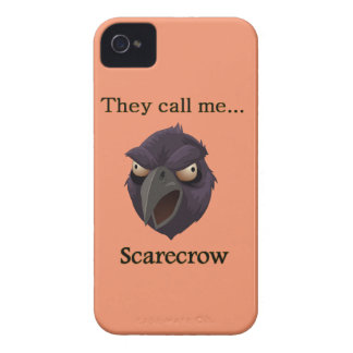 Crow They call me...Scarecrow Case-Mate iPhone 4 Case