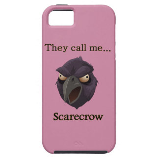 Crow They call me...Scarecrow iPhone SE/5/5s Case