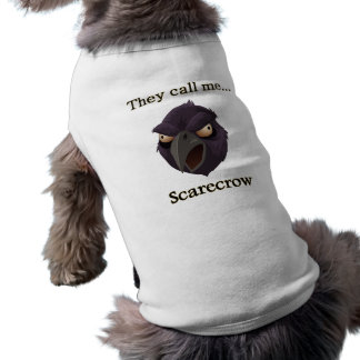 Crow They call me...Scarecrow Shirt