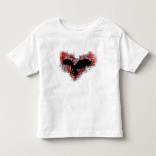 Crow Toddler T_shirt