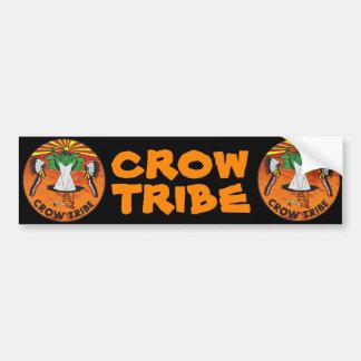 Crow Tribe Bumper Sticker
