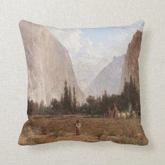 Crow Tribe Native American 1870 MoJo Pillow