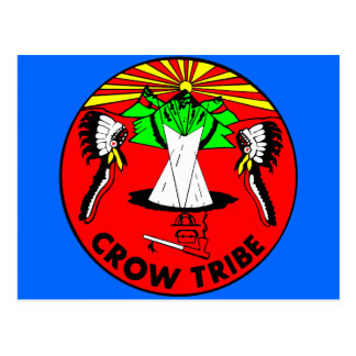 Crow Tribe Post Cards