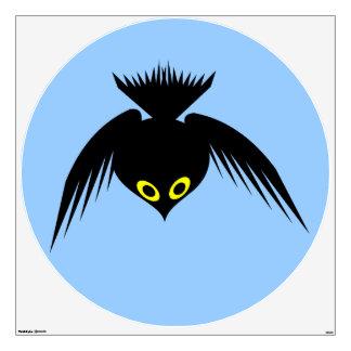 Crow Wall Decal