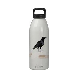 crow water bottles