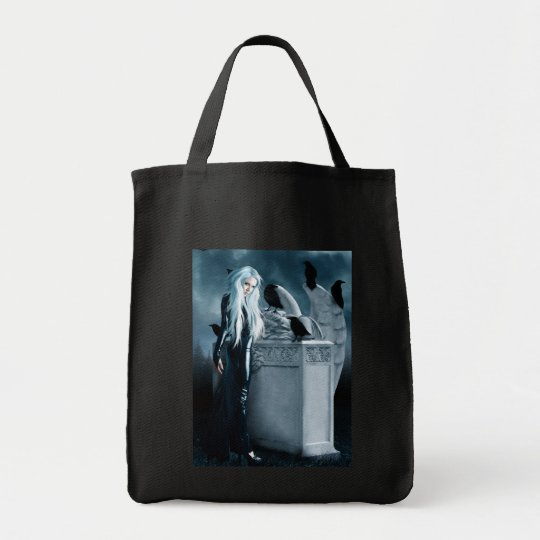 Crow Witch Tote