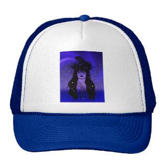 Crow Woman Trucker Hat